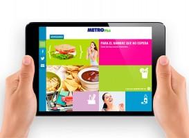 MetroPlus - Tableta