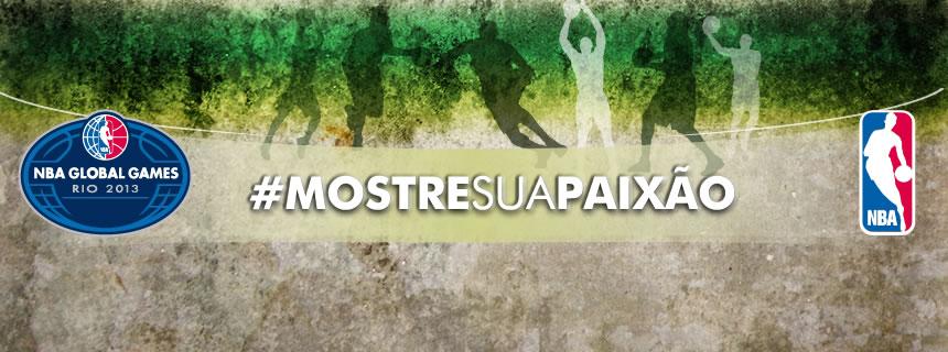 NBA, #MostreSuaPaixao