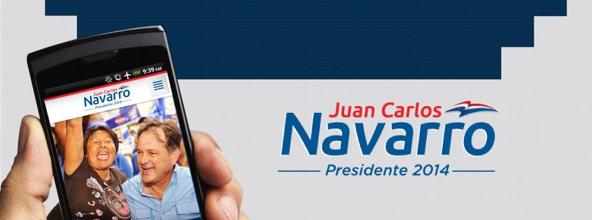 Juan Carlos Navarro Móvil