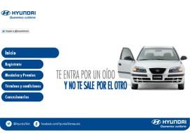 Hyundai - Te entra por ...