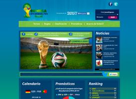 Quiniela Copa Mundial FIFA Brasil 2014