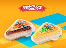 Manolo's Bakery - Etiquetas de empaques